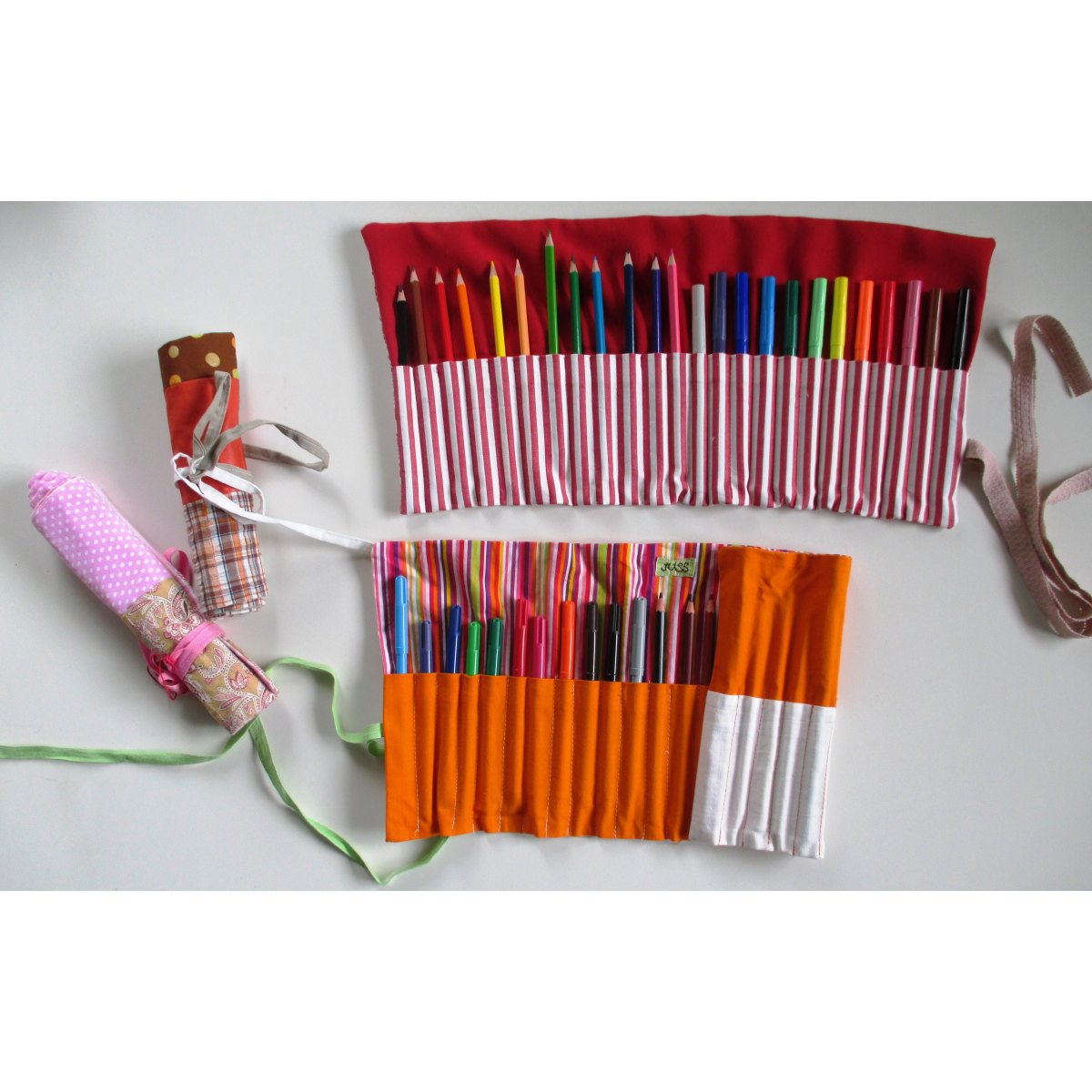 Atelier Trousse crayons